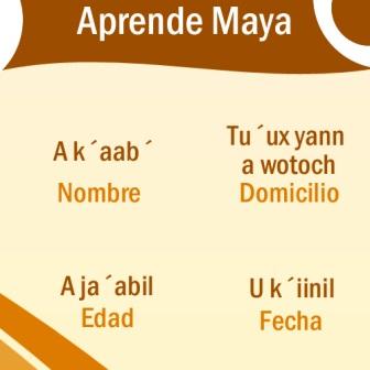 Aprende-Maya-Nombre